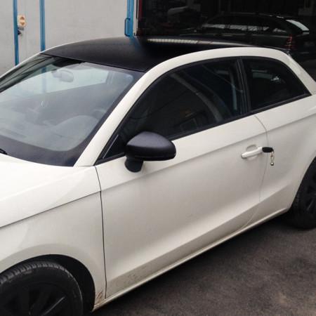 Audi A1- Tetto nero